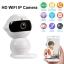 Dual-HD Wireless IP Camera Wifi กล้องวงจรปิดไร้สาย ดูผ่านมือถือได้ รุ่น Mini Robot thumbnail 1
