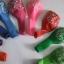 """ลูกโป่งกลมพิมพ์ลาย Happy Birth Day คละสี แบบที่ 3 ไซส์ 12 นิ้ว จำนวน 10 ใบ (Round Balloons 12"""" - Happy Birth Day Design no. 3 latex balloons) thumbnail 7"""