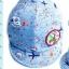 หมวกเด็กลายเครื่องบิน สีฟ้า ชมพู เทา เหลือง PB29 thumbnail 5