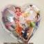 ลูกโป่งฟลอย์ลายทิงเกอร์เบลล์ ทรงหัวใจ สีเงิน (แพ็ค10ใบ) / Item No. TL-A055 thumbnail 1