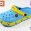 รองเท้าหัวปิด ADDA Mickey Mouse แอดด๊ามิกกี้เมาส์ รหัส 52705 สีฟ้า เบอร์ 4-6 thumbnail 1