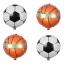 ลูกโป่งฟลอย์ ลูกบาสเก็ตบอล - Basket Ball Foil Balloon / Item No. TL-A148 thumbnail 2