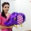 Purple Elephant Walking Balloons - ช้างน้อยบอลลูน สีม่วง / Item No. TL-K007 thumbnail 1