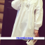 เสื้อคลุมท้องแฟชั่นเกาหลี thumbnail 4