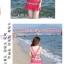 พร้อมส่ง ชุดว่ายน้ำ Tankini เซ็ต 3 ชิ้น โทนสีชมพูแดงลายสวย กระโปรงแต่งระบายน่ารัก thumbnail 2