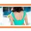 พร้อมส่ง ชุดว่ายน้ำทรงแซก เซ็ต 2 ชิ้น โทนสีเขียวส้ม ชุดแซกแต่งระบายน่ารักมากๆ (ชุดแซก + กางเกงขาสั้น) thumbnail 6