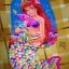 ลูกโป่งฟลอย์ ตัวการ์ตูน Little Mermaid เจ้าหญิงนางเงือก (แพ็ค10ใบ) / Item no. TL-A017 thumbnail 3