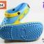 รองเท้าหัวปิด ADDA Mickey Mouse แอดด๊ามิกกี้เมาส์ รหัส 52705 สีฟ้า เบอร์ 4-6 thumbnail 4