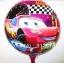 ลูกโป่งฟลอย์ลายการ์ตูนคาร์ ทรงกลม - Cars Cartoon Round shape Foil Balloon / Item No. TL-A032 thumbnail 1