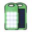 แบตสำรอง Power Bank พลังงานแสงอาทิตย์ 3 ระบบ สามารถชาร์จไฟบ้านได้ และมีไฟฉายในตัว กันน้ำได้ Solar Charger with LED Light ขนาด 50000 mAh thumbnail 5