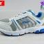 รองเท้าผ้าใบวิ่่ง BAOJI บาโอจิ รุ่นDS661 สีฟ้า เบอร์ 37-41 thumbnail 2
