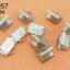 บานพับ สีโรเดียม 8X8มิล (10ชิ้น) thumbnail 1