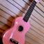 อูคูเลเลเล่ Ukulelel Mild รุ่น basic - Pink Soprano ฟรีกระเป๋า thumbnail 1