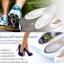 แผ่นรองเท้ากันกระแทก พื้นเสริมรองเท้า ช่วยบรรเทาอาการปวดเท้า หัวเข่า Memory Foam Insole ไซส์ 36-48 thumbnail 2