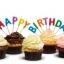เทียนวันเกิดตัวอักษร Happy Birthday/ Item No.TL-N001 thumbnail 5