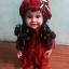 ตุ๊กตาสาวน้อย เต้นได้ เสื้อสีแดง มีเสียงเพลง (สินค้ามาใหม่ล่าสุด) (ส่งฟรีแบบพัสดุธรรมดา) ถ้าซื้อ 3 ตัว ราคาส่ง 300 thumbnail 1