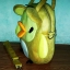 กระเป๋าสะพายถื้อได้สะพายได้ ไก่โทริ (มาใหม่ล่าสุด) thumbnail 2