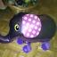 Purple Elephant Walking Balloons - ช้างน้อยบอลลูน สีม่วง / Item No. TL-K007 thumbnail 6