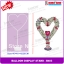 เสาลูกโป่ง ทรงหัวใจ - Balloon Stand Heart shape thumbnail 1