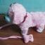ตุ๊กตาหมาเดินได้ ส่ายก้นได้ มีเสียงเพลง สีชมพู (มาใหม่ล่าสุด) (ซื้อ 3 ชิ้นราคาส่ง 300) thumbnail 3