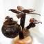 โคมไฟกะลามะพร้าว นกน้อยบนต้นไม้ Coconut Shell Birds and Tree thumbnail 1