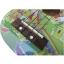 อูคูเลเล่ Ukulele Kokoma ลายการ์ตูน สีน้ำเงิน ไม้ Maple สาย GHS thumbnail 7