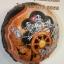 ลูกโป่งฟลอย์ Happy Halloween โครงกระดูก - Happy Halloween Bone Foil Balloon / Item No.TL-A045 thumbnail 1