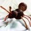 โคมไฟกะลามะพร้าวรูปมด Coconut Shell Lamp (Ant) thumbnail 1