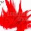 ขนนก สีแดง 20 ชิ้น thumbnail 1