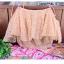 พร้อมส่ง ชุดว่ายน้ำกางเกงกระโปรง เซ็ต 3 ชิ้น สีส้มโอรส (บรา+กางเกงกระโปรง+เสื้อคลุมผ้าลูกไม้) thumbnail 11