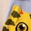 เสื้อคลุมท้องเปิดให้นม ลายแมวน้อยตาโต : สีเหลือง รหัส MN053 thumbnail 7