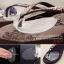 แผ่นเจลกันกัด เหมาะสำหรับรองเท้าคีบ ช่วยกันกัด กันลื่น ลดการเสียดสีบริเวณซอกนิ้วเท้า และจมูกเท้า thumbnail 1