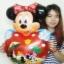 ลูกโป่งฟลอย์การ์ตูน มินนี่เมาส์หัวใจ I Love You - Minnie Mouse Heart I Love You Foil Balloon / Item No.TL-A066 thumbnail 3