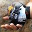 ถุงมือ MT06 - Grey Skull - Free size thumbnail 2