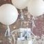 """ลูกโป่งกลมจัมโบ้ไซส์ใหญ่ 36"""" Latex Balloon RB WHITE 3FT สีขาว/ Item No. TQ-42847 แบรนด์ Qualatex thumbnail 32"""