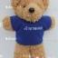 ตุ๊กตาพรีเมี่ยม เก้ายานยนต์ พวงกุญแจตุ๊กตาหมียืน5นิ้ว ใส่เสื้อ+สกรีนโลโก้ 1ด้าน D5505Q1000 thumbnail 2