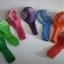 """ลูกโป่งกลมพิมพ์ลาย Happy Birth Day คละสี แบบที่ 1 ไซส์ 12 นิ้ว จำนวน 10 ใบ (Round Balloons 12"""" - Happy Birth Day Design no. 1 latex balloons) thumbnail 5"""