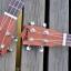 อูคูเลเล่ Ukulele Wang รุ่น UK-21 ขนาด Soprano ไม้ mahogany สาย aquila ฟรีกระเป๋า thumbnail 5