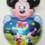 ลูกโป่งฟลอย์การ์ตูน มิกกี้เมาส์หัวใจ I Love You - Mickey Mouse Heart I Love You Foil Balloon / Item No.TL-A065 thumbnail 3