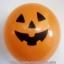 """ลูกโป่งกลมพิมพ์ลาย ชุด Halloween ไซส์ 12 นิ้ว คละแบบ แพ็คละ 4 ใบ (Round Balloons 12"""" - Halloween Printing latex balloons) thumbnail 8"""