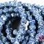 ลูกปัดเซรามิค ลาย สีน้ำเงิน 10 มิล thumbnail 1