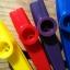 คาซู่ กาซู่ วัสดุ พลาสติก Plastic Kazoo สีเหลือง แดง ม่วง น้ำเงิน เขียว thumbnail 1