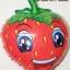 ลูกโป่งฟลอย์ สตอร์เบอร์รี่ - Strawberry Foil Balloon / Item No. TL-A063 thumbnail 3