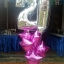 """ลูกโป่งฟอยล์รูปตัวเลข 6 สีเงิน ไซส์จัมโบ้ 40 นิ้ว - Number 6 Shape Foil Balloon Size 40"""" Silver Color thumbnail 11"""