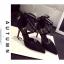 รองเท้าหนังส้นสูงสีดำ thumbnail 6