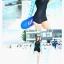 พร้อมส่ง ชุดว่ายน้ำแขนยาว พื้นสีดำแขนสีฟ้าลายหัวใจ กางเกงขาสั้นสีดำ thumbnail 6