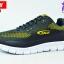 รองเท้าผ้าใบ BAOJI บาโอจิ รุ่น DK99371 สี เทาเหลือง เบอร์ 41-45 thumbnail 2