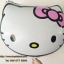 ลูกโป่งฟลอย์ หน้า Hello Kitty ไซส์ใหญ่56 X 56 cm - Hello Kitty Face size 56 X 56 cm Foil Balloon / TL-A092 thumbnail 1