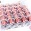 เอ็นยืด สีส้มเข้ม ม้วนเล็ก (25ม้วน) thumbnail 1