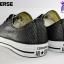 รองเท้าผ้าใบ CONVERSE ALL STAR GLITTER OX BLACK เบอร์ 7,8,9 thumbnail 5